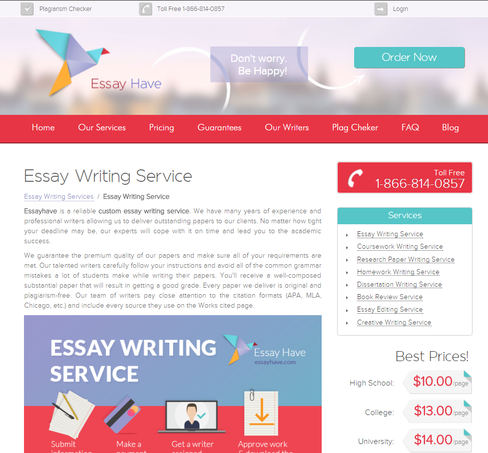 custom essay website reviews