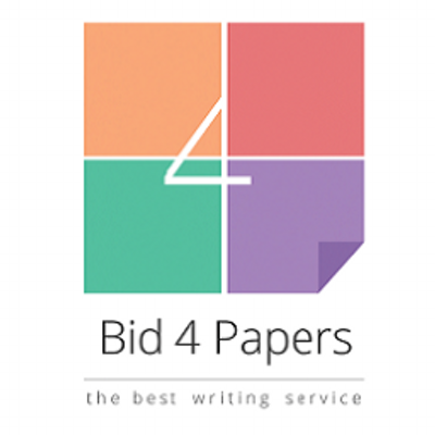 Bid4papers logo