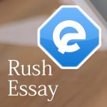Rushessay review